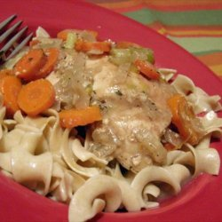 French Country Chicken Stew (Crock Pot)