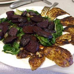 Fried Beets