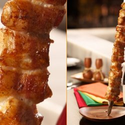 Bacon-Wrapped Grilled Chicken