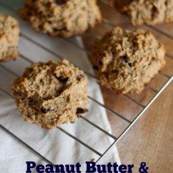 Peanut Butter 'n Banana Cookies - Sugar Free