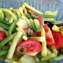 Vegan Salad Nicoise