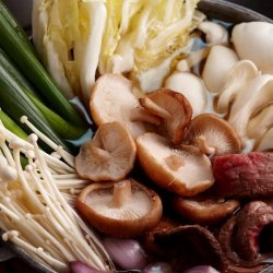 Sukiyaki - One Pot Recipe