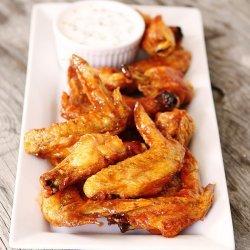 A + Peri Peri Chicken Wings