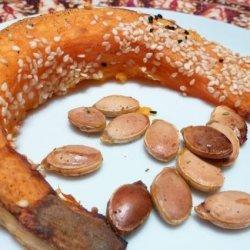 Oven-Roasted Hokkaido Squash recipe
