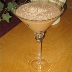 Ultimate Chocolate Martini