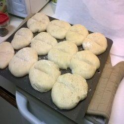 Semmel Rolls- (Bavarian Bread Rolls)