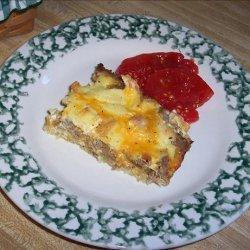 Breakfast Casserole 4 Lunch Dinner or Brunch