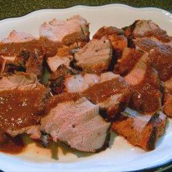 Juiced-Up Roast Pork