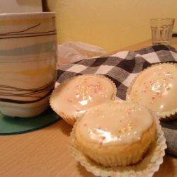 Healthy Lemon Cupcake Frosting