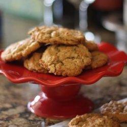 Ginger-Lemon Oatmeal Cookies