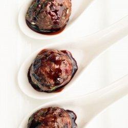 Aromatic Lamb Meatballs