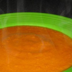 Spiced Carrot Soup recipe