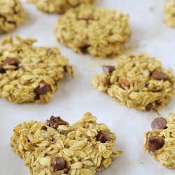Banana Oatmeal Cooky/Cookies
