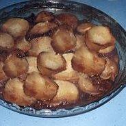 Parsnip & Caramelized Onion Gratin