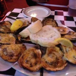 Chargrilled Oysters Acme Oyster House Style recipe