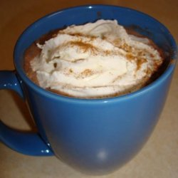 Chai-Spiced Hot Cocoa recipe