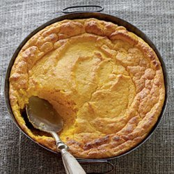 Butternut Squash Spoon Bread recipe