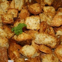 Greek Croutons
