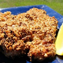 Nut-Crusted Chicken Breasts