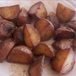 Ranch Spiced Crunchy Potatoes