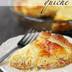 No Pastry Quiche