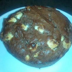 Triple Treat Chocolate Muffins