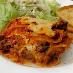 Easy Lasagna With Cottage Cheese