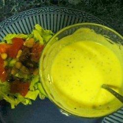 Orange-Mustard Dressing