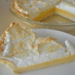 Sensational Lemon Meringue Pie - Suitable for Diabetics