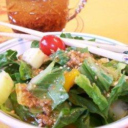 Light Asian Salad Dressing