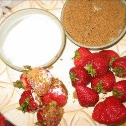 Festive Strawberry Dessert