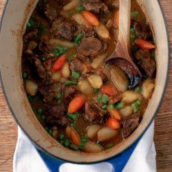 Beef Stew (Stove-Top)