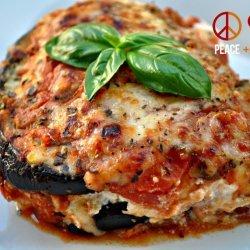 Eggplant Meat Lasagna