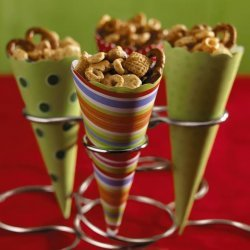 Spicy-Sweet Snack Mix