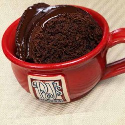 Triple Chocolate Rum Cake