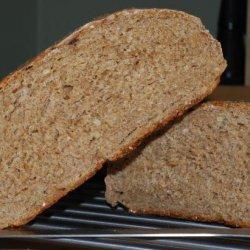 Multigrain Sunflower Sourdough Bread recipe