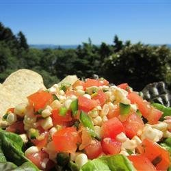 Steph's Summer Salsa recipe