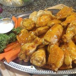 Vinnie's Spicy Buffalo Wings recipe