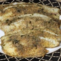 Lemony Steamed Fish