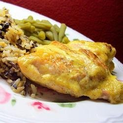 Dijonnaise Chicken recipe