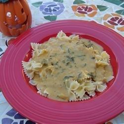 Pumpkin Pasta recipe