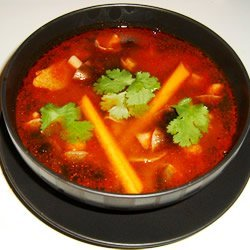 Tom Yum Koong Soup recipe