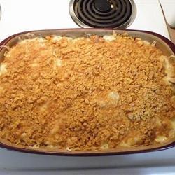 Holly's Chicken Cordon Bleu Casserole recipe