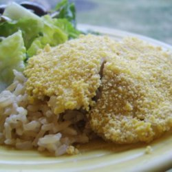 Mouth-Watering Oven-Fried Fish