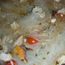 Dave's Spicy Noodle Soup