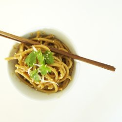 Cold and Spicy Sesame Noodles