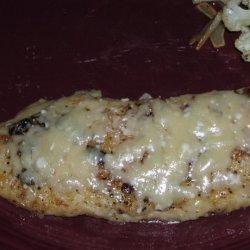 Easy Parmesan Fish Fillets