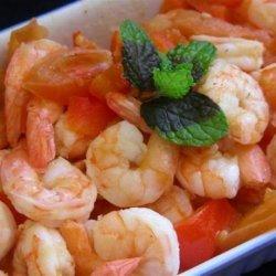 Flavorful Pepper Shrimp recipe