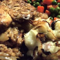 Chicken Majbouz recipe