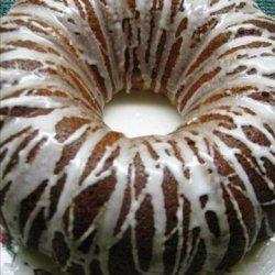Mama Mac's Bundt Pound Cake